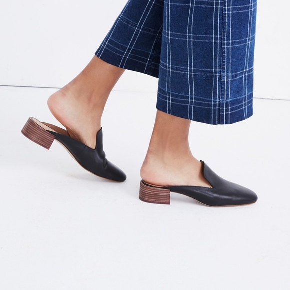 96d23ba2dd9 Madewell The Willa Loafer Mule size 10 NWT
